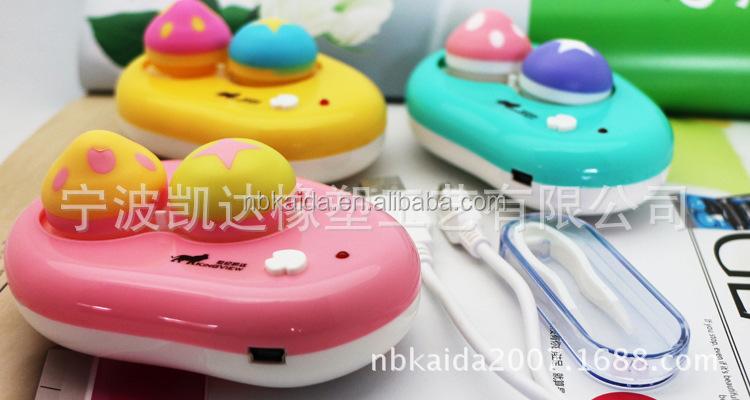 HL-600 automate cleaner of lenses mushroom series