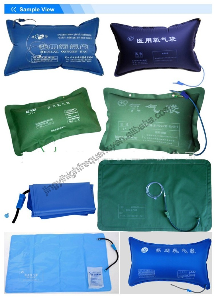 PVC and EVA Urine bag,blood bag high frequency sealing & cutting machine