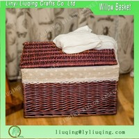 Buy European style Willow Laundry Basket in China on Alibaba.com