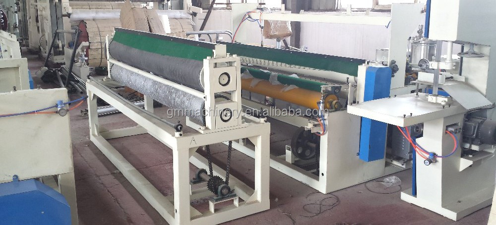 Toilet Paper Embossing Roller Slitting Perforating Rewinding Facial Tissue Manufacturing Machine Perforator Slitter Rewinder