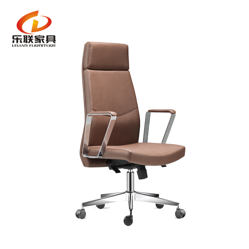 Modern Commercial Ergonomic Knee Executive Leather Office Chair