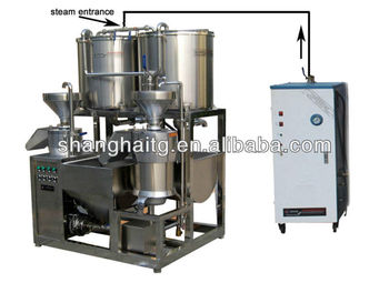 Shanghai Soya Bean Curd Making Machine/soy Milk Making ...