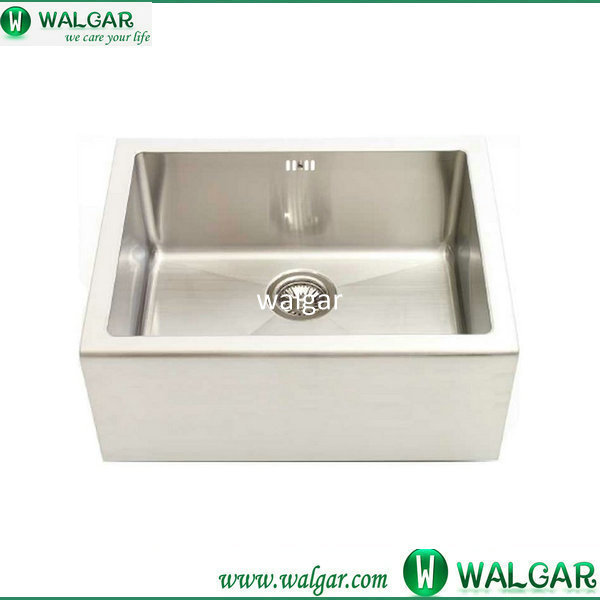 Free Standing Stainless Steel Sink In Singapore Kitchen