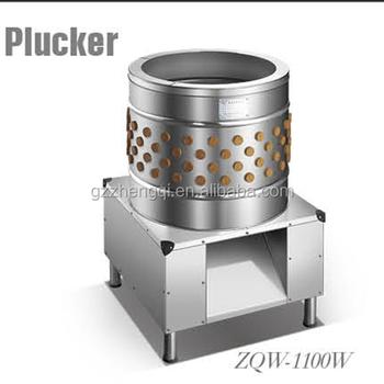 Hot Sale Chicken Scalder Amp Plucker Machine For Sale Zqw