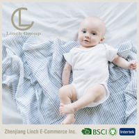the newest 2016 2 layer warm dream 2-layer muslin blankets