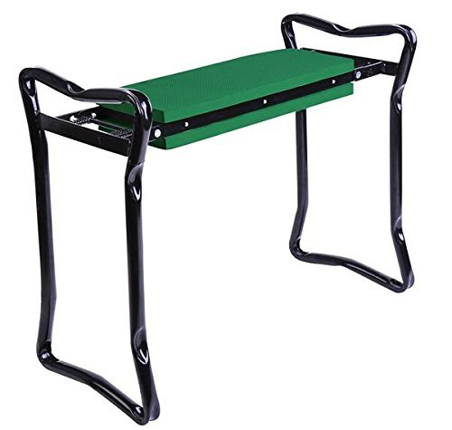 Buy Step 2 Garden Seat Bench With Kneeler Pad For Yard