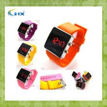 Silicone Watches,Mix Order Watches,Put Your Own Logo Watches Led