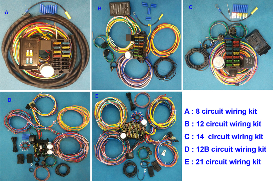 HTB1DL9zX_QMVeJjSZFMq6zVzpXaY 8 circuit wiring harness diagram wiring diagrams for diy car repairs 8 circuit wiring harness at soozxer.org