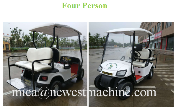 2018 Newest Mini Chinese Gas Powered Golf Cart/Wedding Car/ Cheap Mini Club Golf Cart For Sale