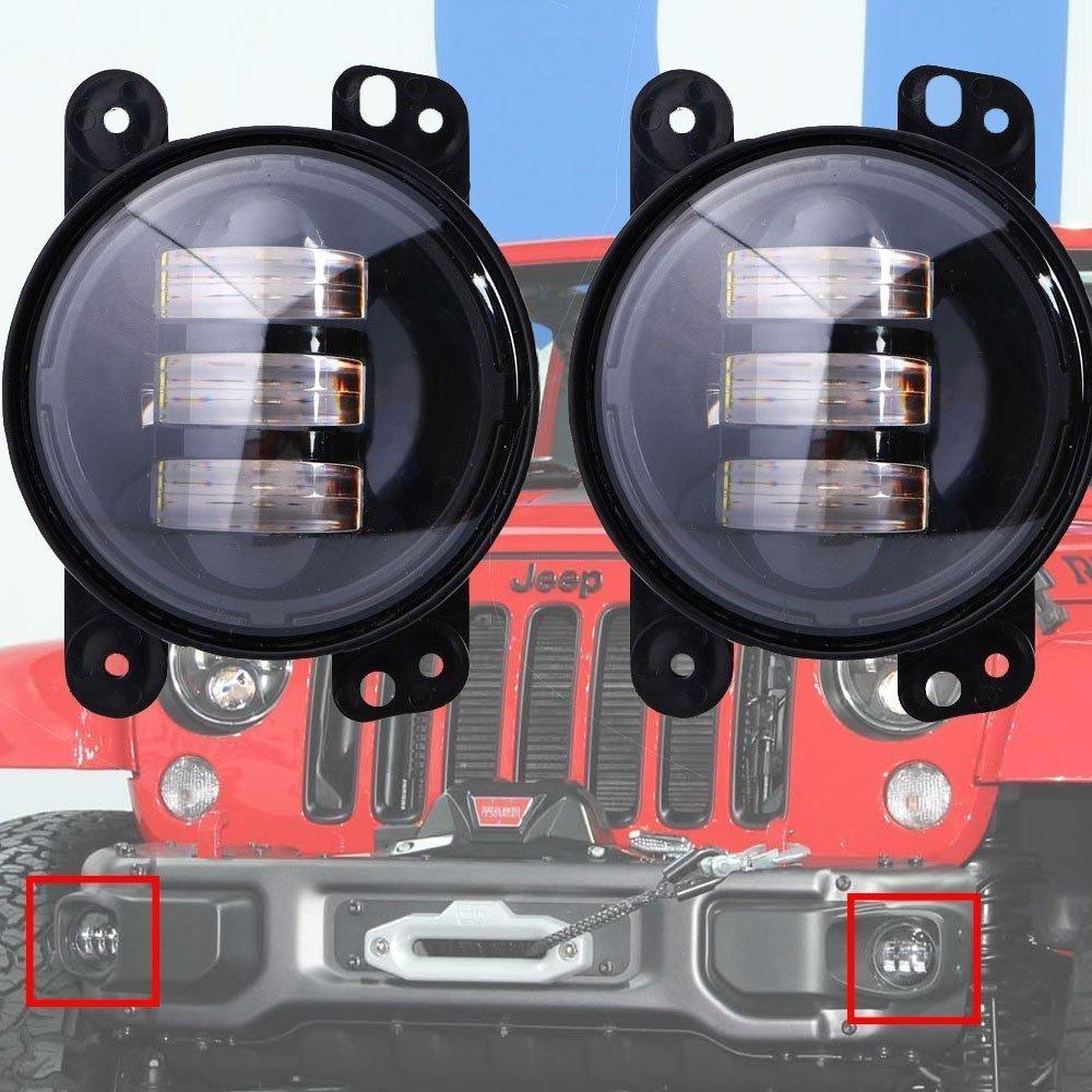 Buy Turbo Sii Jeep Led Tail Lights For 2007 2014 Wrangler Tj Reverse Light Brake
