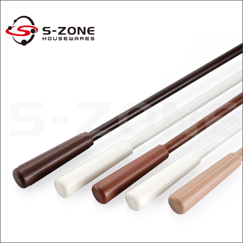 Glasvezel Gordijn Pull Stick/metalen Gordijn Baton Wand