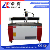 Multi-function MDF acrylic aluminum engraving machine cnc advertising carving machine 1200*1200mm