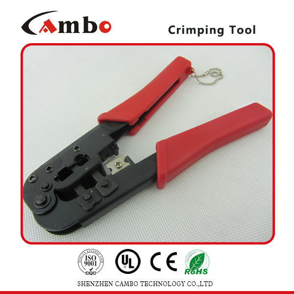 High Quality Lowest Price Easy Handling RJ45 & RJ11 oubao crimping tool
