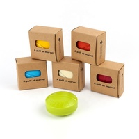 New classic design round medicine pill box for children safe