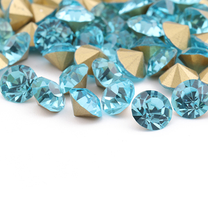Rhinestones Product Type and Garment, Nail Art, Shoes, Bags Use Crystal Non hot fix Rhinestones