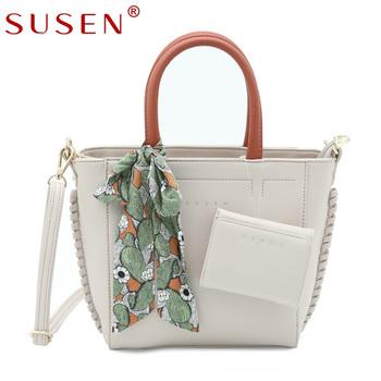Susen Handbags Hot Selling 2018 New Arrival Lady Handbag Supplier