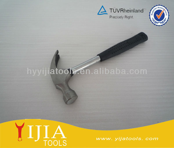 Claw hammer with Casting iron head