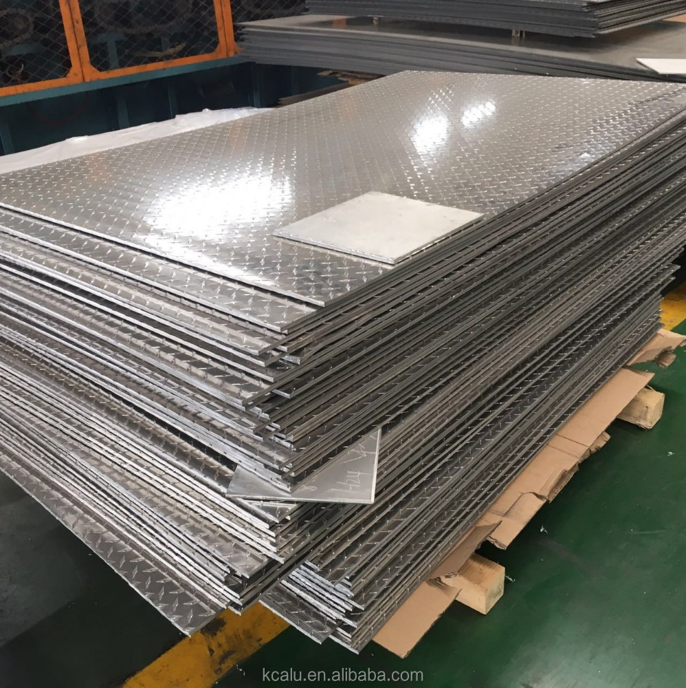 aluminum alloy 6061 t6 diamond plate export quality directly shipping to America