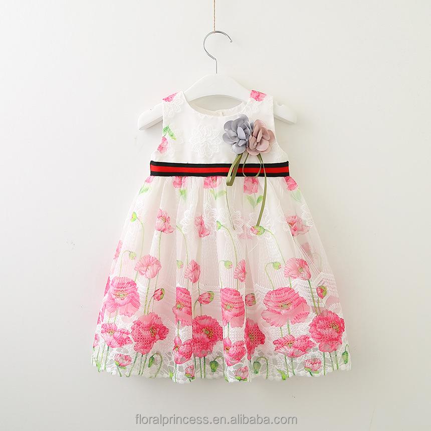 439bc8e17 الزفاف الأبيض الأميرة توتو اللباس الأطفال ملابس الصيف 2018 طفل فتاة حزب  اللباس للبنات ملابس أطفال