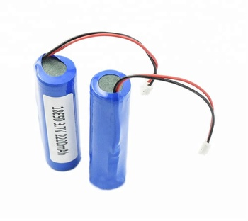 18650 3.7v 2200mah network device li-ion lithium battery