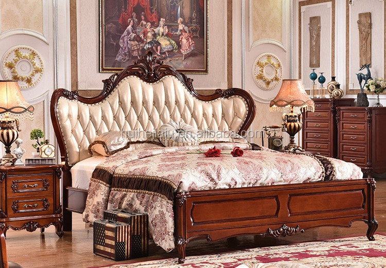 Strong And Durable Indian Rosewood Furniture Bedroom