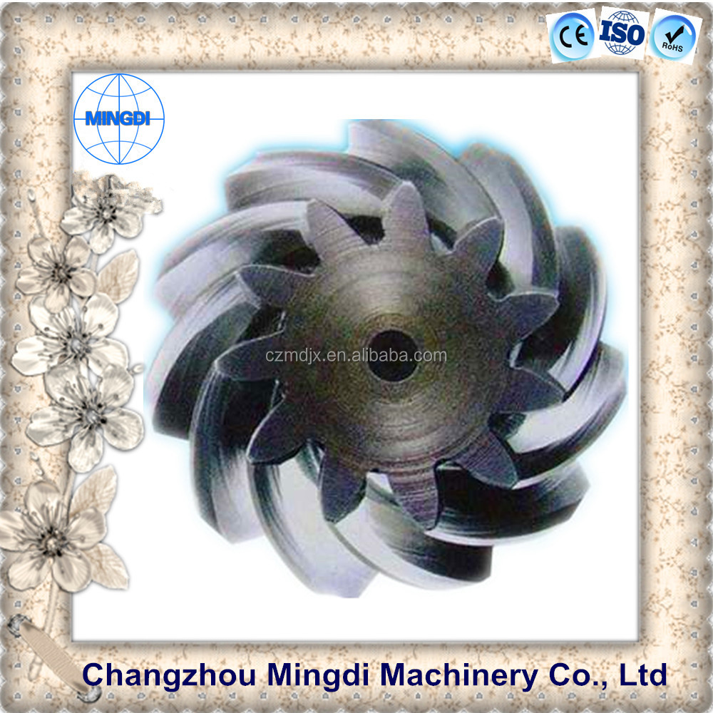 motorcycle engine parts Used pinion gears Spiral Bevel Gear / Helical Bevel Wheel gear