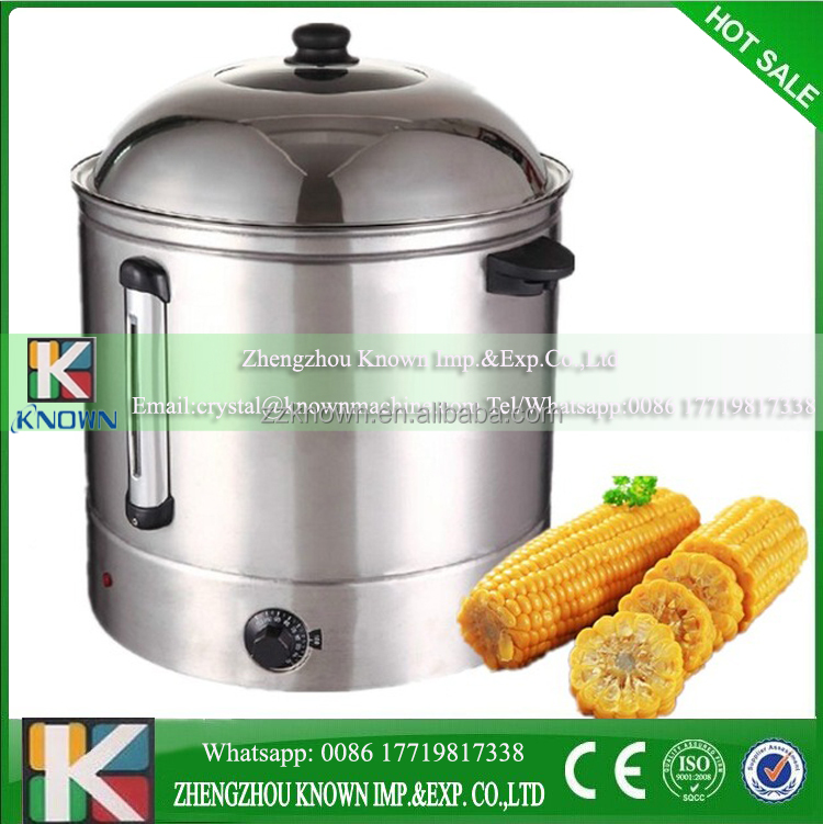 48L double layer food boiler, sweer <strong>corn</strong> warmer, sweet <strong>corn</strong> steamer