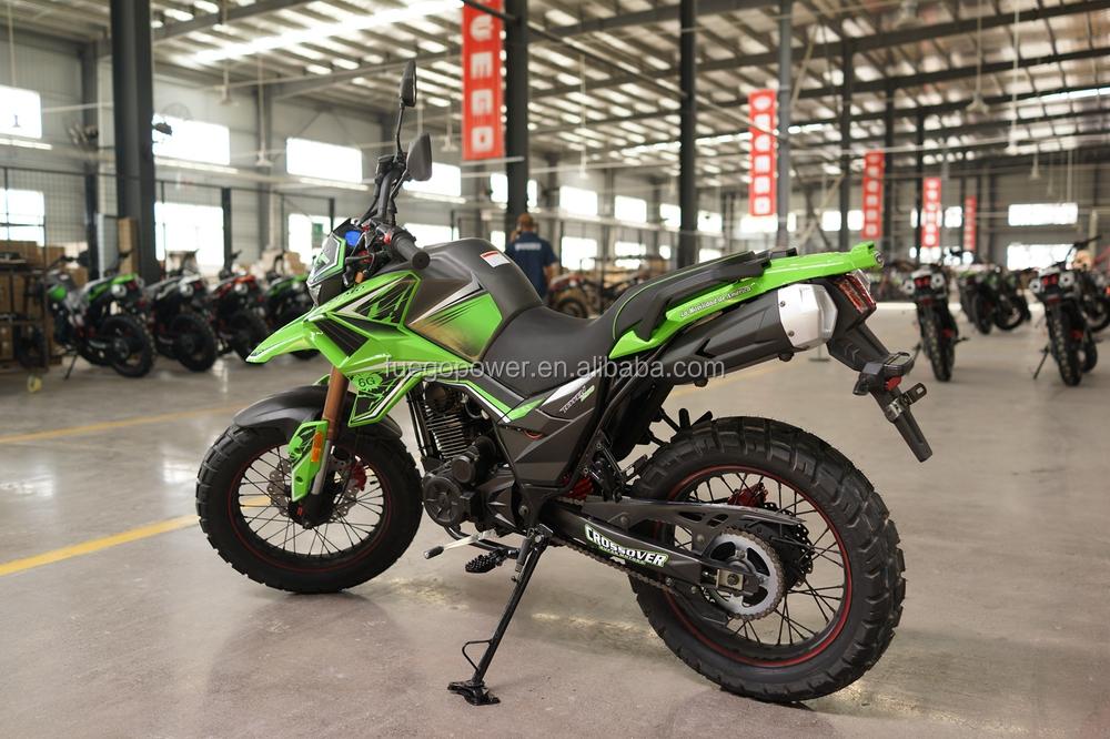 New 250cc Dirt Bike Innovative Model Tekken 250 Chongqing Tekken