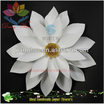 New design bulk artificial lotus flowers with white petals buy new design bulk artificial lotus flowers with white petals mightylinksfo