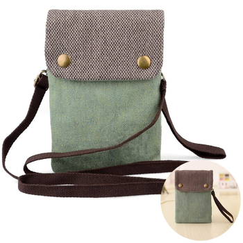 36cc0dd73c75 Small Crossbody Purse Canvas Cell Phone Bags Wallet For Women And ...