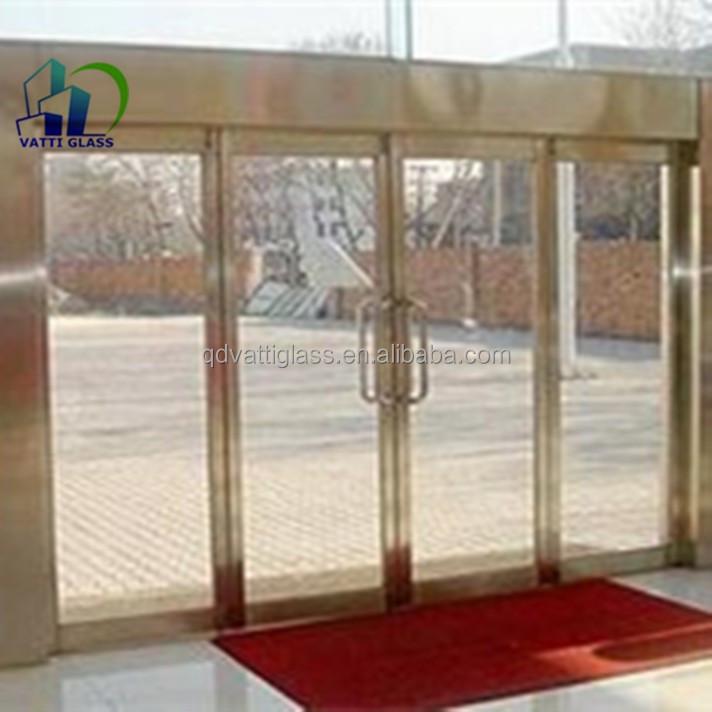 interiores de las puertas sin marco de vidrio templado sin marco plegadora plegadora plegadora precio de