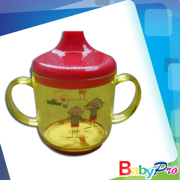 2014 Hot Sale Baby Nipple Training Cup