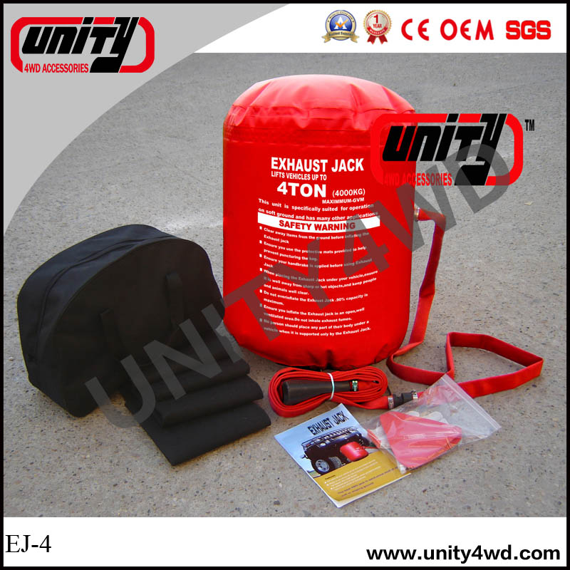 China 4x4 Manufacturer Wholesale 4wd Lift Jack Exhaust Air Bag
