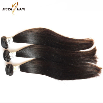 Factory Price Silky Straight Virgin Human Hair Bundles Brazilian ...