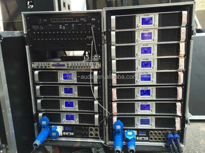 Dual 8 Inch Top Pro Audio Line Array Speaker Cla-208