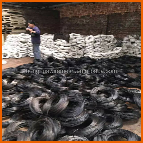 Black Ms Annealed Wire/annealed Iron Wire/black Iron Wire