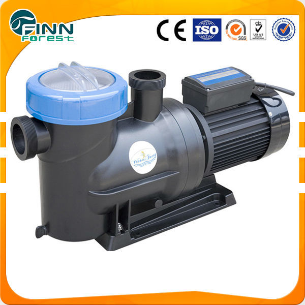 swimming pool circulating water pump