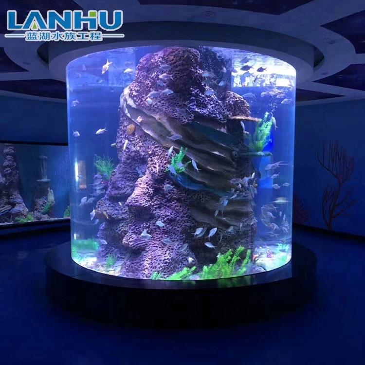 Aquarien Haustierbedarf Meerwasseraquarium 500l Produkte HeißEr Verkauf