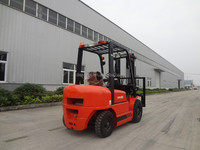 2015 New Model High Mast Low Price Forklift 2.5 Ton CPCD25 Truck For Sale