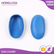 Hairdressing plastic ear cover for showe / beauty salon H030