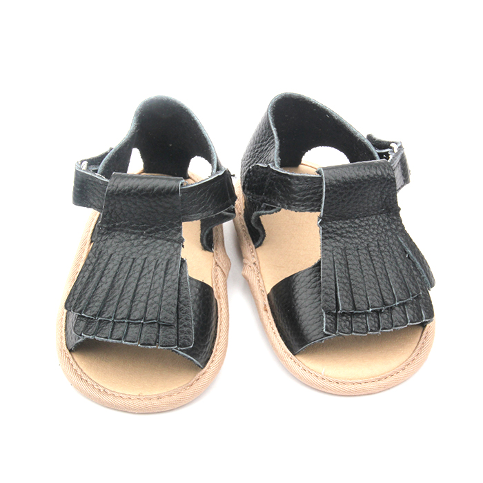 3528be516b99 Hot Wholesale Expressive Boutique Unisex Baby Shoes Leather Moccasin Sandal