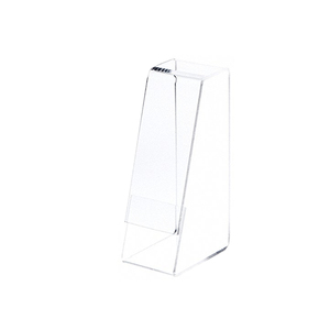 High Quality Clear Acrylic Shoe Display Riser For Home
