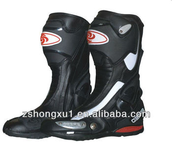 Motorcycle Boot Shoes With Good Quality Boots Motocross