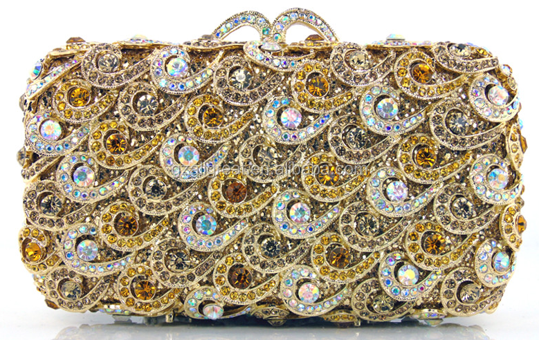 AB7000#151 wholesale evening bag,crytal evening bag,designer evening crystal bag