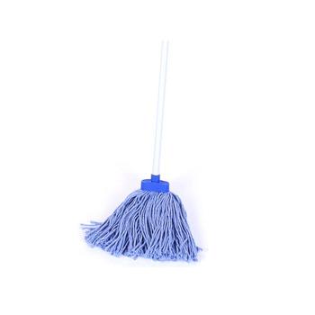 Factory Price Cleaning Mops,Round Head Floor Mop,Cotton Wet Mop - Buy  Industrial Floor Dust Mop,House Floor Dust Mop,Flat Mop Head Product on