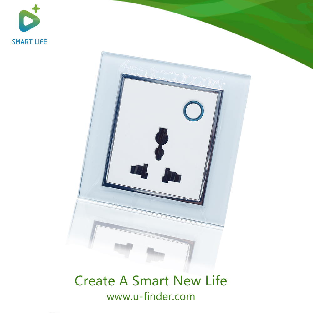 Wireless Socket Controlled Smart Home Automation Enabled Wifi Socket