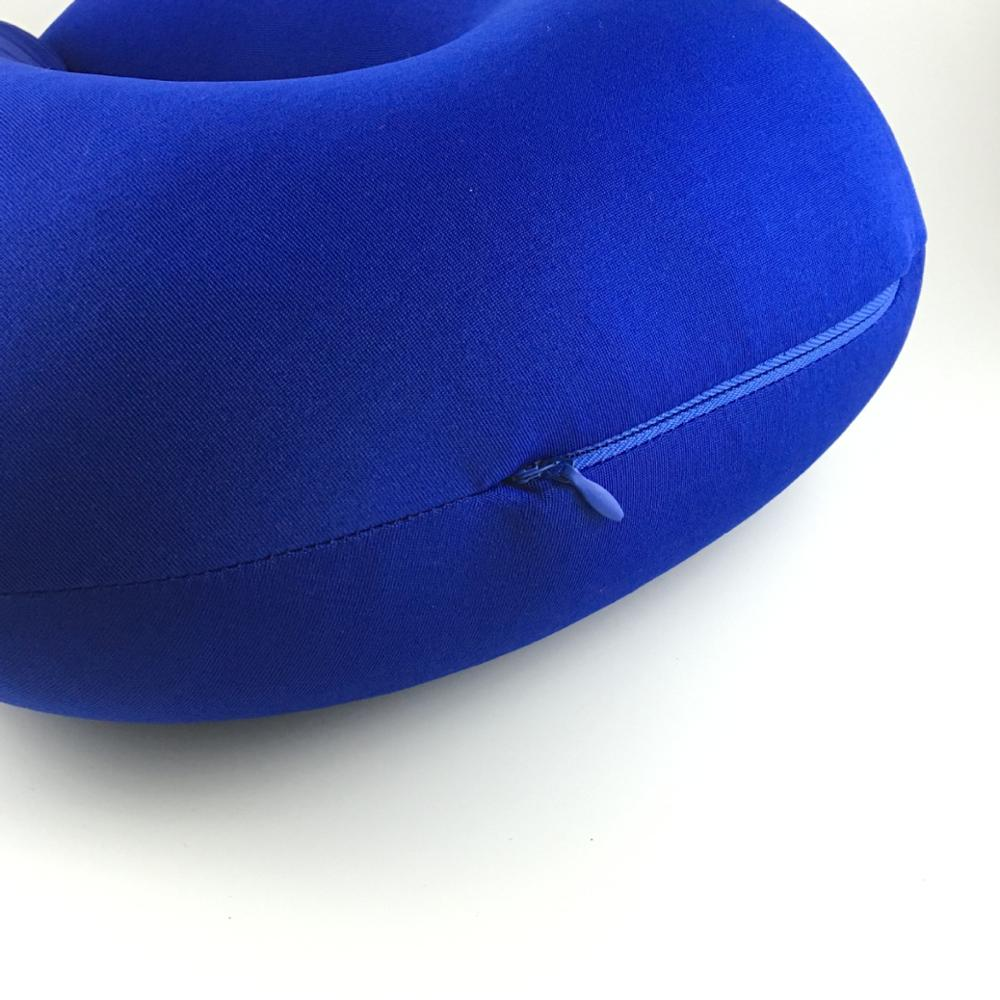 Good Quality U-shaped Memory Foam Travel Neck Support Pillow