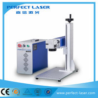 2016 20w fiber laser marker for metal parts with excellent quality for sale