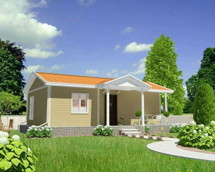 Design Portable Prefab Modular Housing