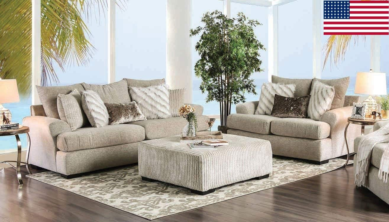 Buy Esofastore Living Room Furniture 2pc Sofa Set Set